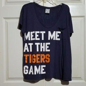 Pink | Victoria's Detroit Tigers Baseball tee L